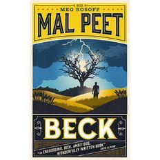 Beck by Mal Peet with Meg Rosoff