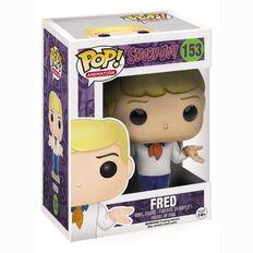 Pop Vinyl Scooby Doo Fred