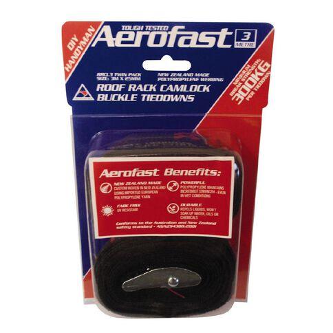 Aerofast Camlock Buckle 3M