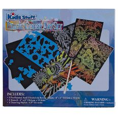 Kids' Stuff Magic Color Art set