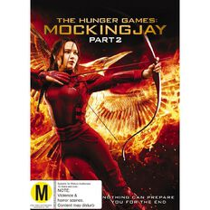 The Hunger Games Mockingjay Part 2 DVD 1Disc