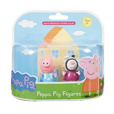 Peppa Pig Figure Twin Pack Assorted