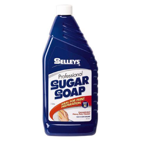 Selleys Professional Sugar Soap 1L