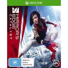 XboxOne Mirrors Edge Catalyst