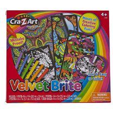 Cra-Z-Art Velvet Brite