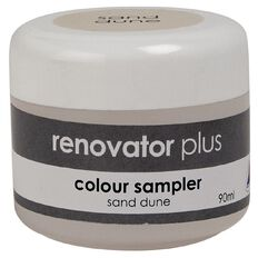 Renovator Plus Test Pot Sand Dune 90ml
