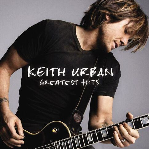 Greatest Hits CD by Keith Urban 1Disc