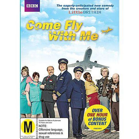Come Fly with Me DVD 2Disc
