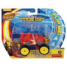 Blaze Fisher-Price Flip & Race Assorted