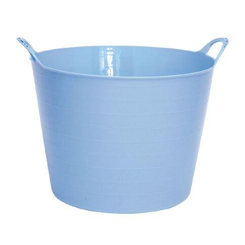 Taurus Flexi Tub Light Blue 30L