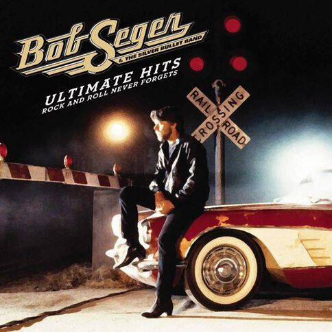Ultimate Hits Rock And Roll Never Forgets CD by Bob Seger 2Disc