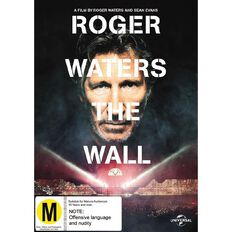 Roger Waters The Wall DVD 1Disc