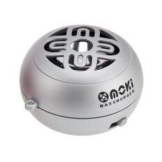 Moki Bassburger Speaker Silver
