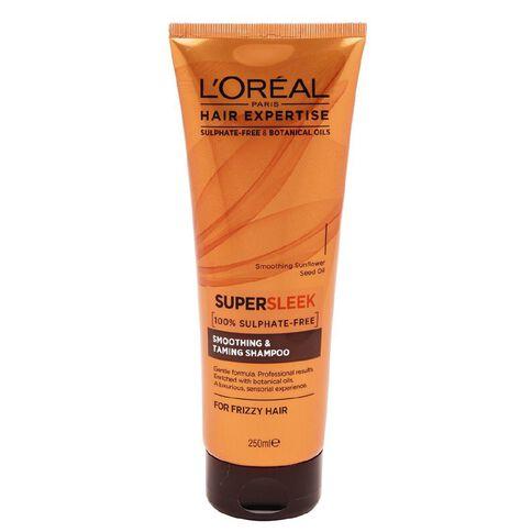L'Oreal Paris Hair Expertise Shampoo Supersleek 250ml
