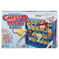 Guess Who? Extra Game