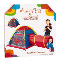 Garage Tent & Tunnel