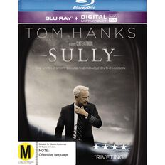 Sully Blu-ray 1Disc