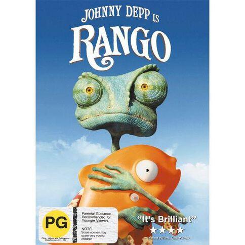 Rango DVD 1Disc
