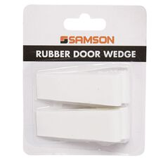 Samson Door Wedge White 2 Pack