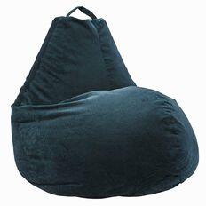 Bean Bag Corduroy Pre Filled Polystyrene Emerald 200L