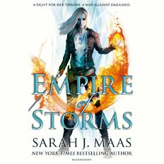 Throne of Glass #5 Empire of Storms by Sarah J Maas