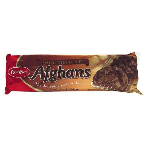 Griffin's Chocolate Afghans 200g