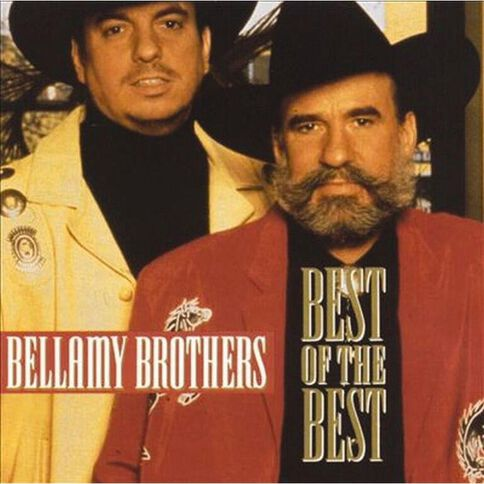 Best of CD by Bellamy Brothers 1Disc