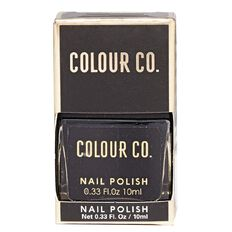 Colour Co. Nail Polish Black