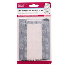 Couture Creations Special Embossing Folders