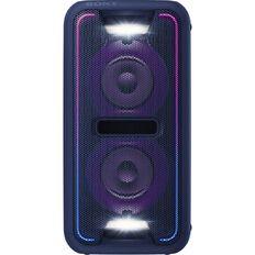 Sony Mini Hi-Fi System GTKXB7 Blue