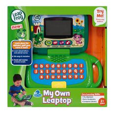 Leap Frog My Own LeapTop