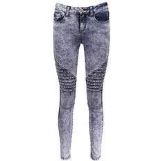 Amco Women's Panel Jeans