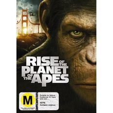 Rise Of The Planet Of The Apes DVD 1Disc