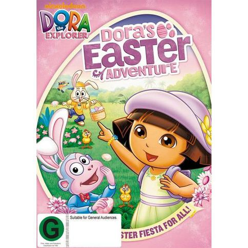 Dora Easter Adventure DVD 1Disc