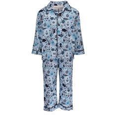 Basics Brand Infant Boys' Packaged Flannelette Pyjamas