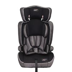 Mother's Choice Booster Seat Harnessed Ebony