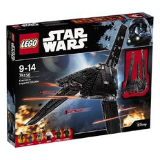 Star Wars LEGO Rogue 1 Krennic's Imperial Shuttle 75156
