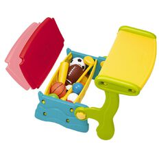 Fisher-Price Sit N Munch Storage Bench