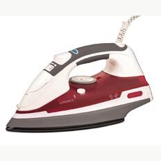 Living & Co Steam Iron 2200W White/Red