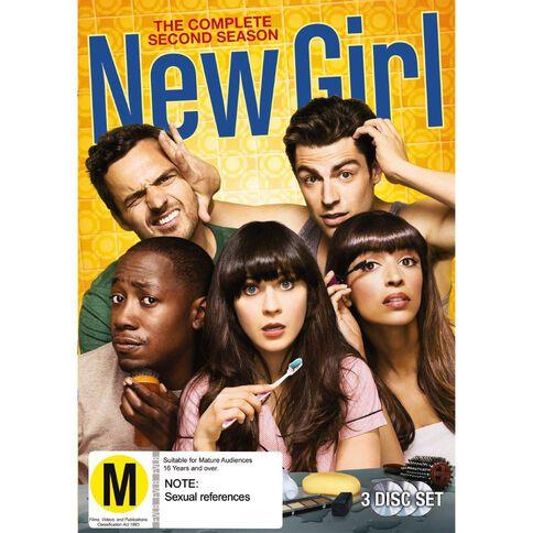 New Girl Season 2 DVD 3Disc