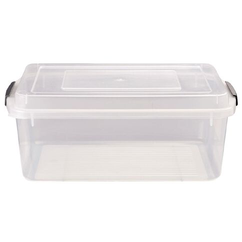 Taurus Clip Easy Container Clear 8L