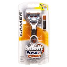 Gillette Fusion Gamer Power Razor