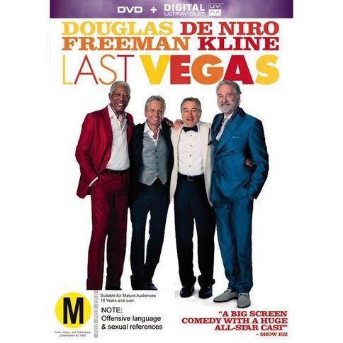 Last Vegas DVD 1Disc