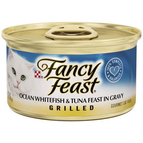 Fancy Feast Fancy Feast Ocean Whitefish & Tuna 85g