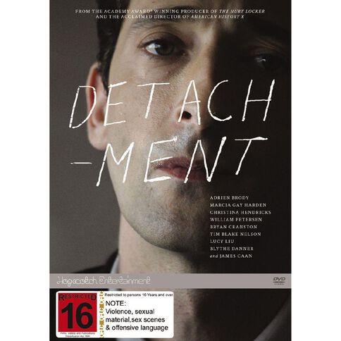 Detachment DVD 1Disc