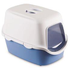 Stefanplast Cathy Cat Toilet Blue