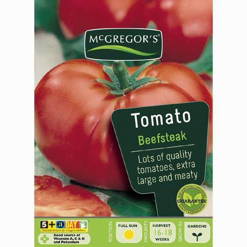McGregor's Beefsteak Tomato Vegetable Seeds