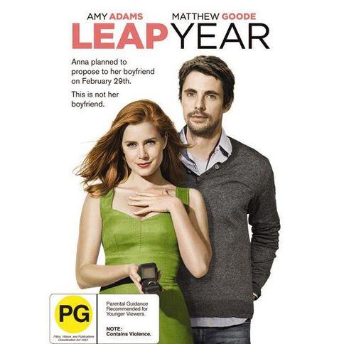 Leap Year DVD 1Disc