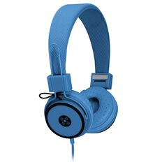 Moki Hyper Headphones Blue