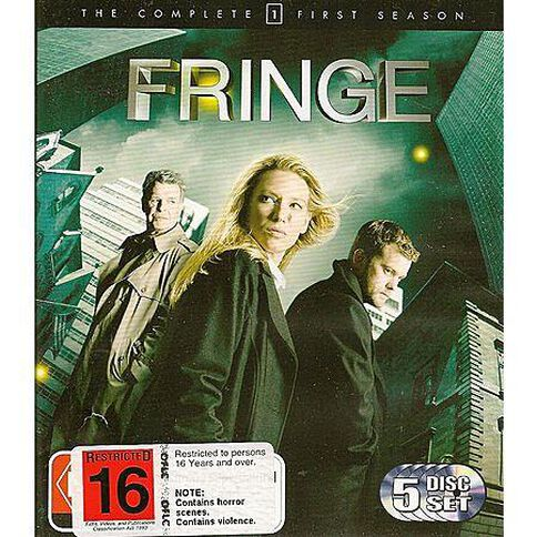 Fringe Season 1 Blu-ray 5Disc